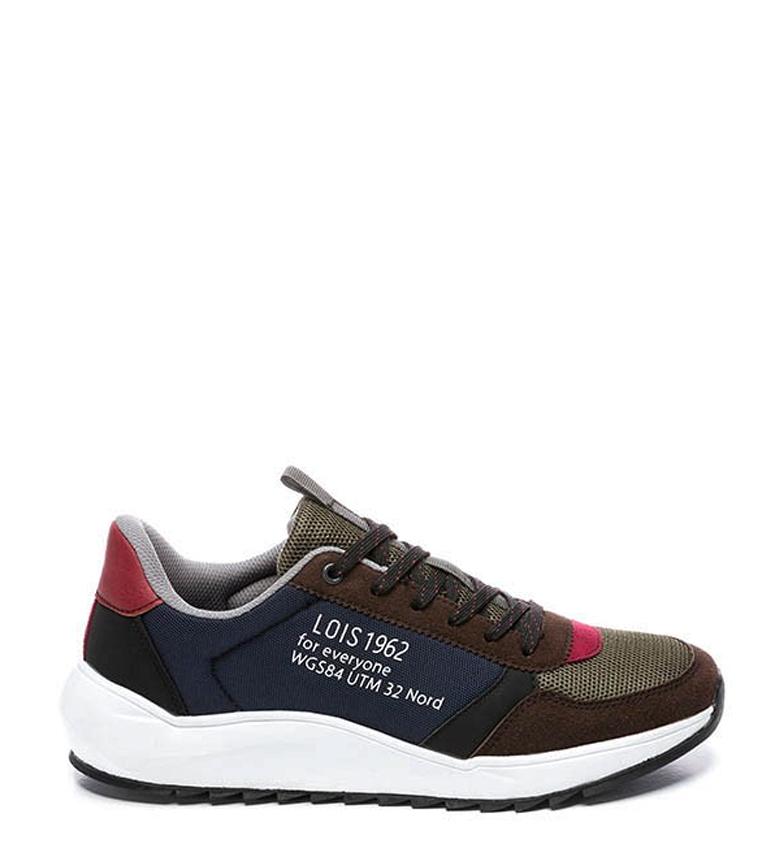 Comprar Lois Sneakers 84884 marine-Altezza suola: 5cm-