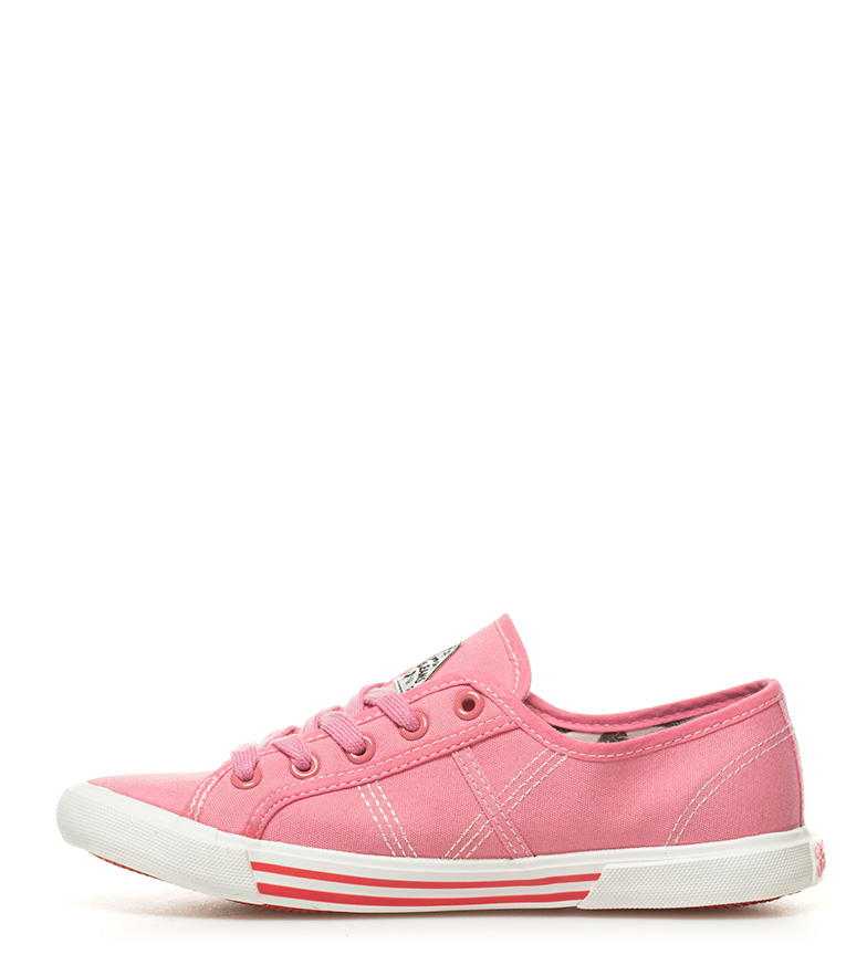 Lois Zapatillas Carena rosa