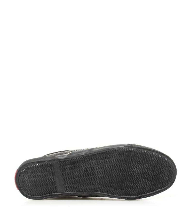 Zapatillas negro Castilla Lois Castilla Lois Zapatillas pHZRZnw