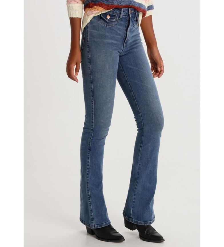 Lois Jeans Mary-Zennet Pockets Tapetas blue