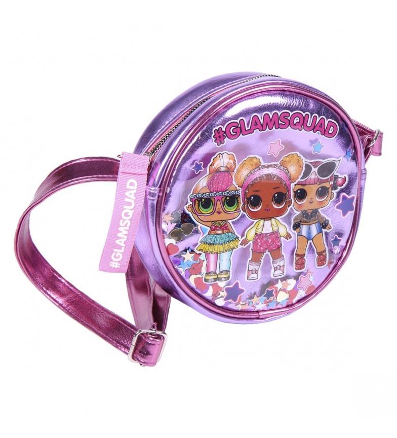 Comprar LOL Bolsa de ombro rosa Lol -18,0x18,0x5,0cm