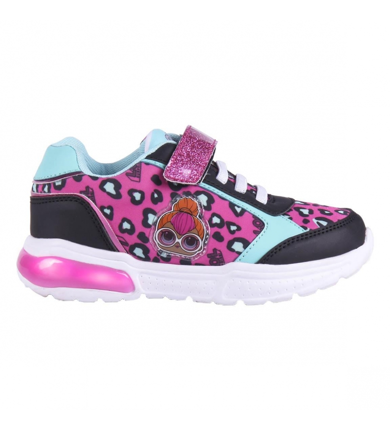 Comprar Cerdá Group Sneakers rosa con luci glitterate