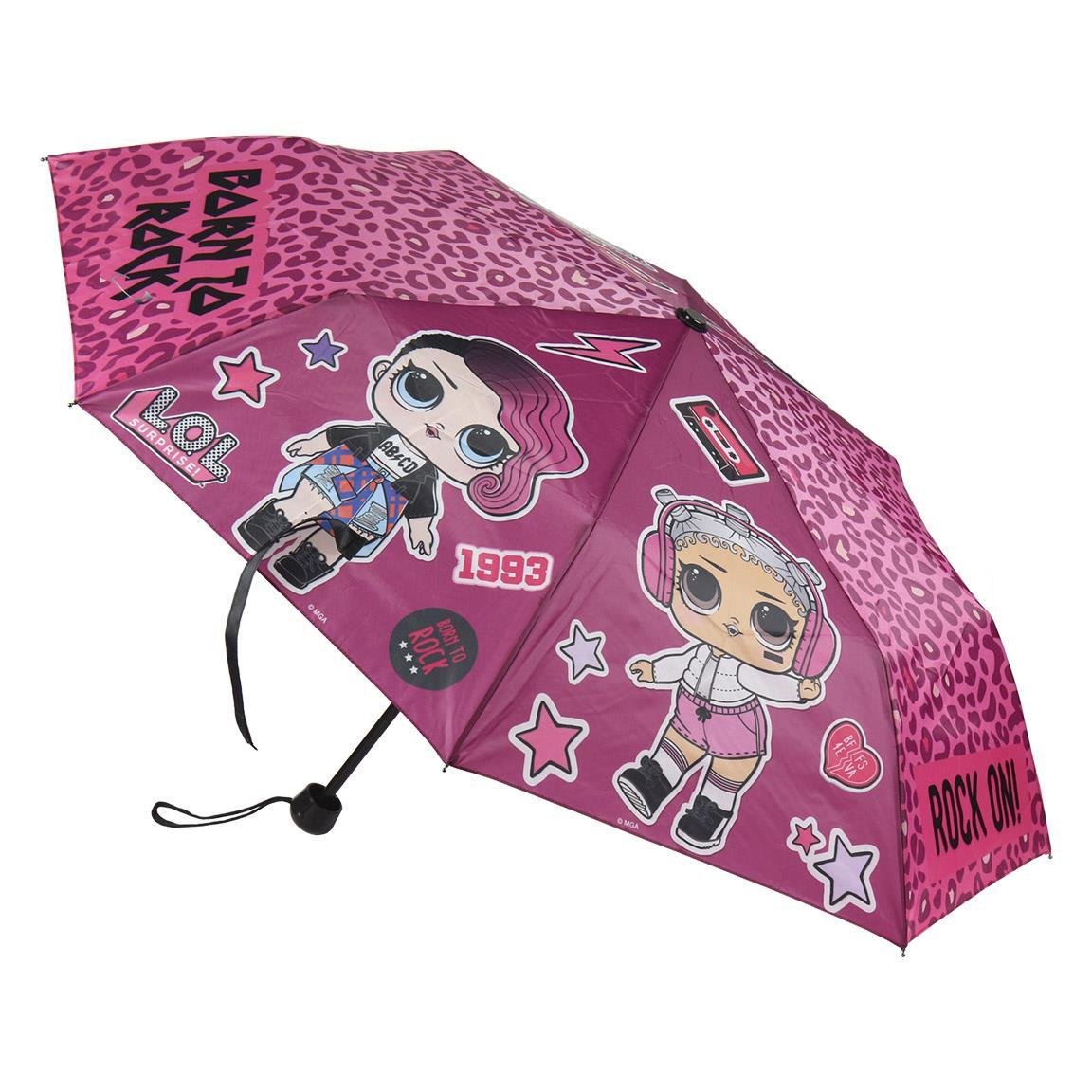 Comprar LOL Parapluie pliant manuel Lol fúcsia Lol