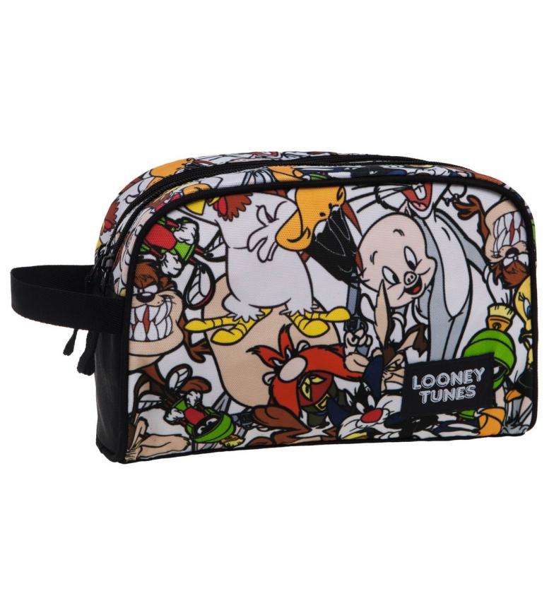 Comprar Looney Tunes Neceser adaptable a trolley Looney Tunes multicolor -26x16x12cm-