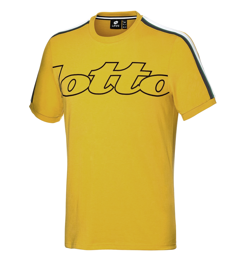 Lotto Athletica Lotto Amarillo Camiseta Camiseta Ii Camiseta Lotto Athletica Ii Amarillo Ii Athletica QxBoedrCW