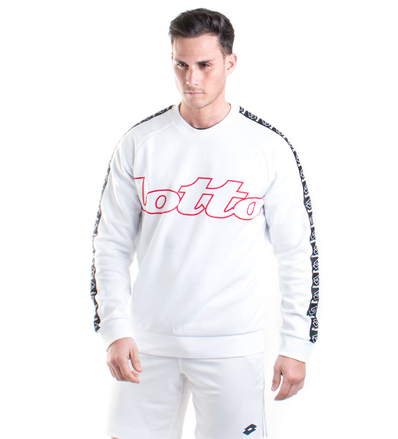 Comprar Lotto Athletica II felpa bianca