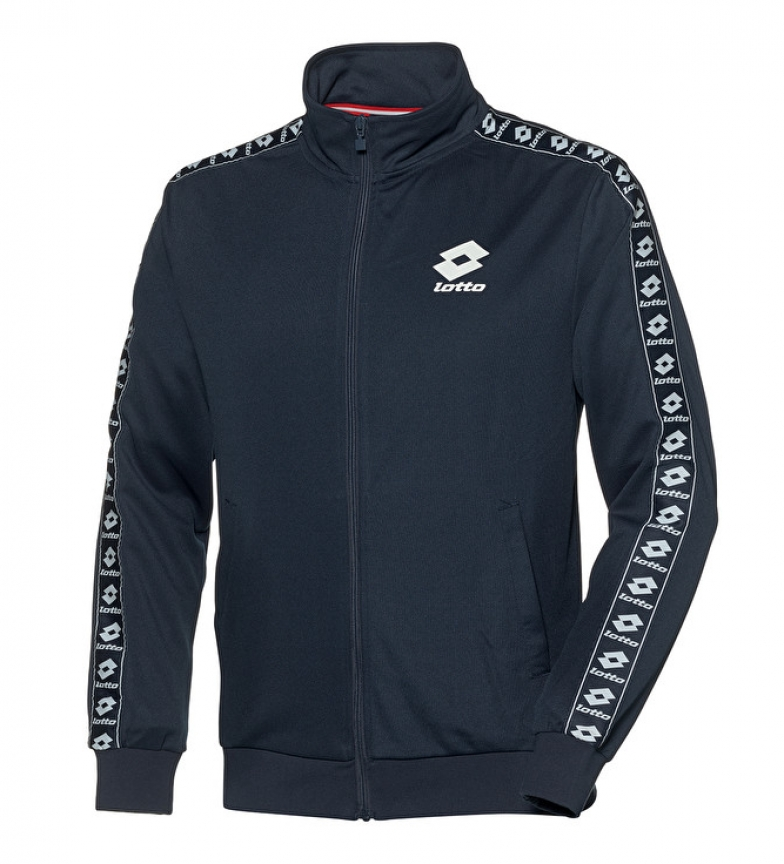 Comprar Lotto Athletica FZ PL Navy Sweatshirt