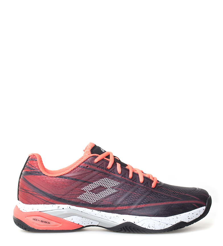 Comprar Lotto Mirage 300 tennis/delta shoes Coral Clay, black