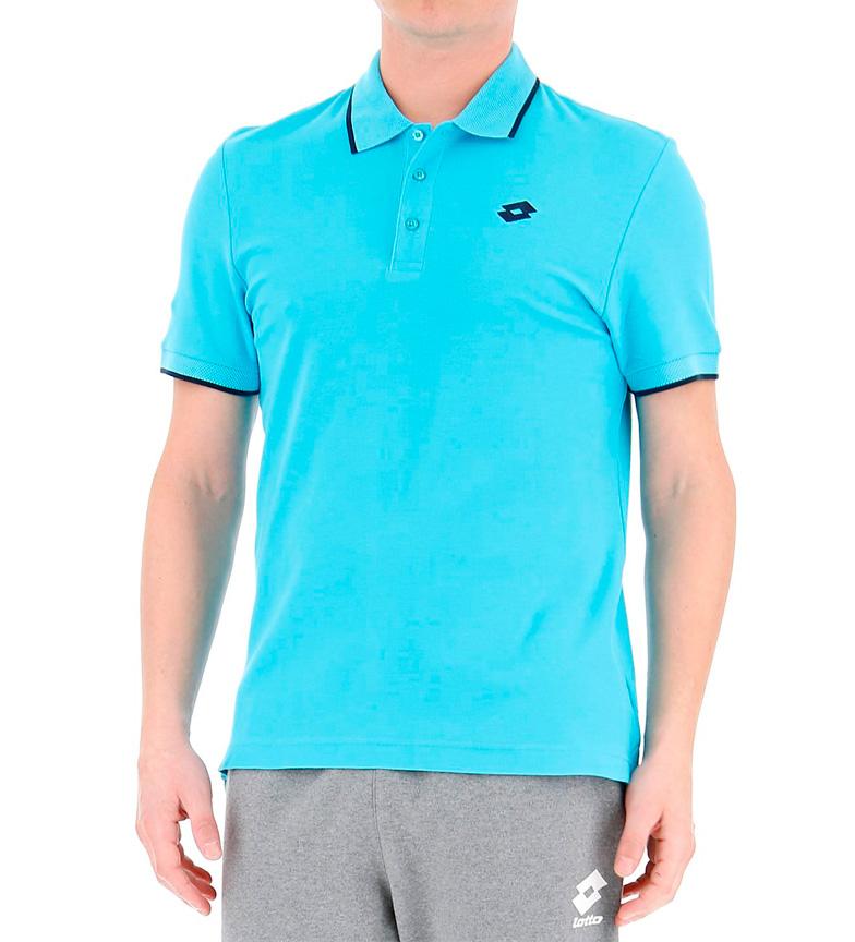Lotto Polo L73 Logo II azul