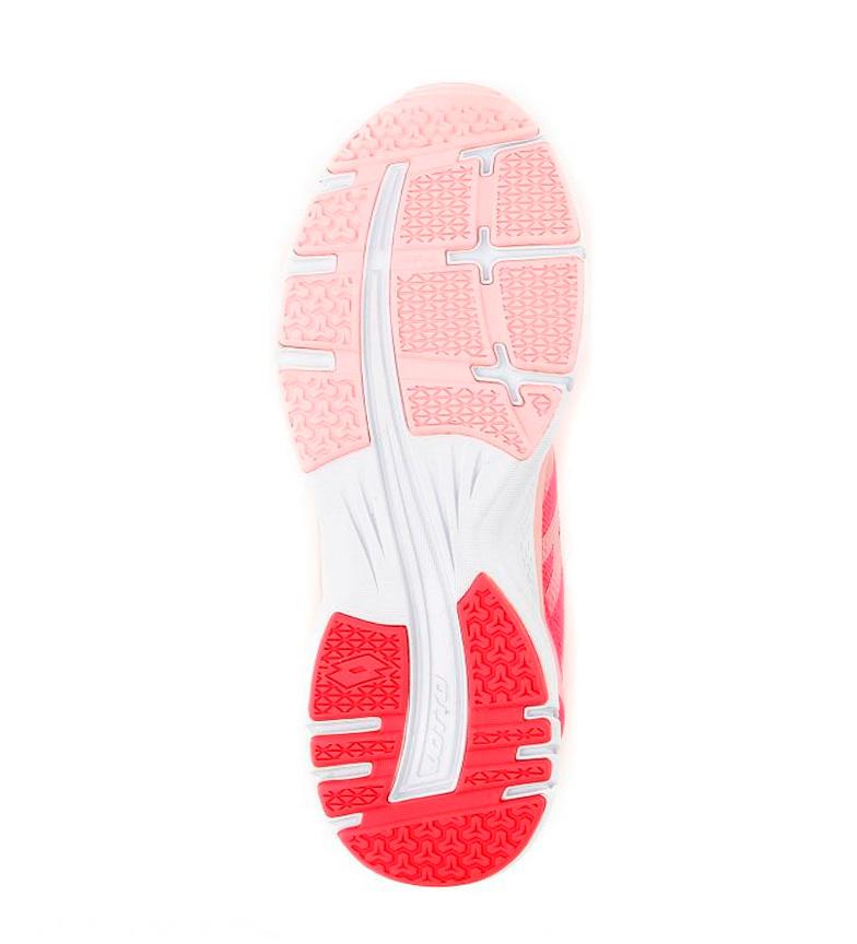 Lotto Zapatillas Chica Speedride 300 III W rosa