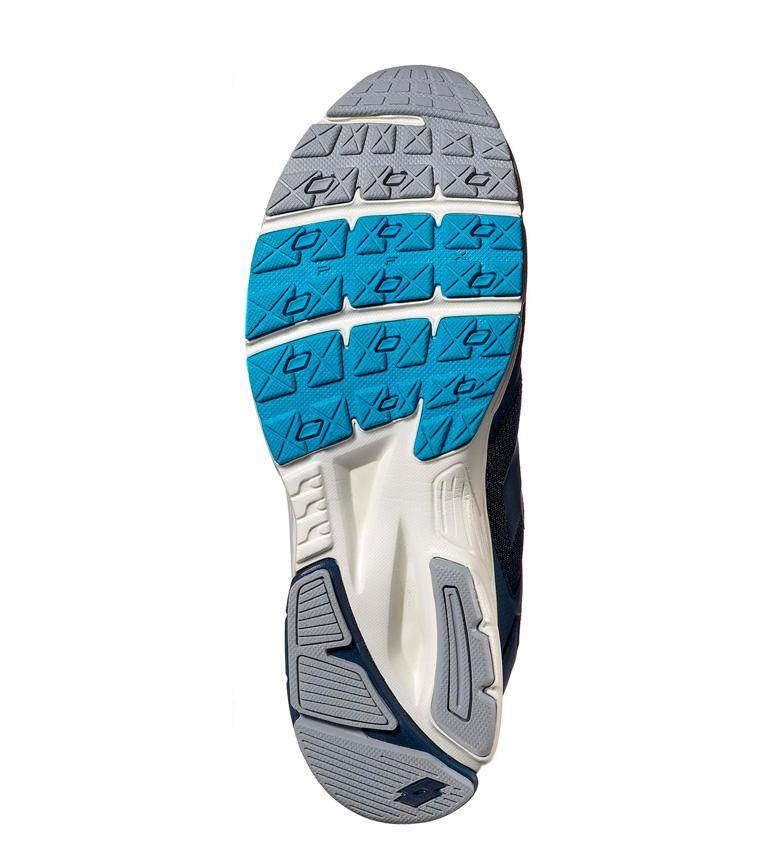 Lotto Zapatillas Speedride 601 III azul