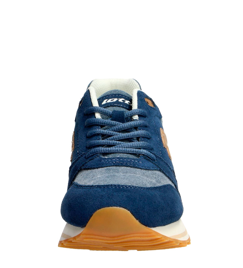 Lotto Zapatillas Trainer XI CVS azul