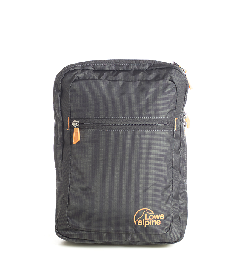Comprar Lowe Alpine Flight shoulder bag anthracite / 290g / 30x22x7.5cm