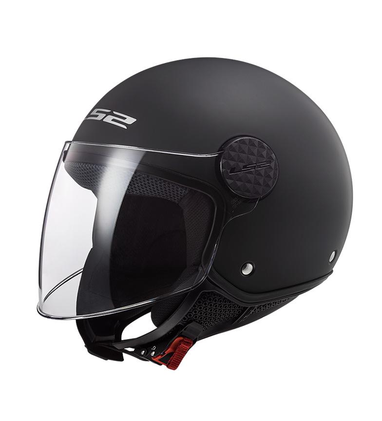Comprar LS2 Helmets Jet Helmet Sphere OF558 Matt Black