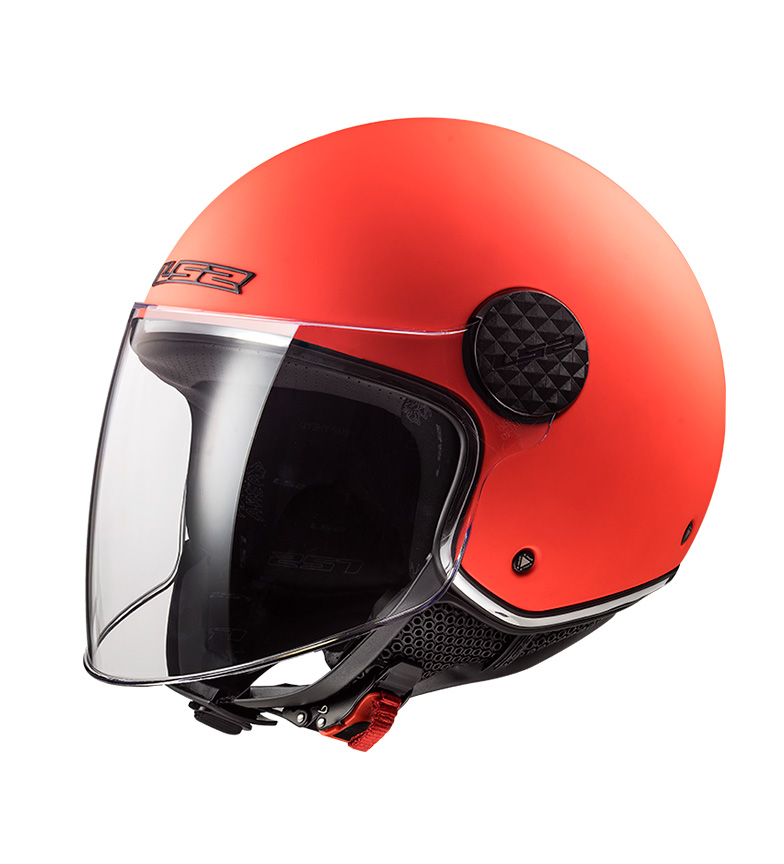 Comprar LS2 Helmets Jet Helmet Sphere OF558 Lux Matt Orange