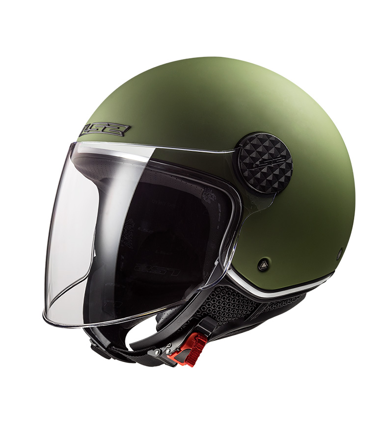 Comprar LS2 Helmets Casco Jet Sphere OF558 Lux Matt Military Green
