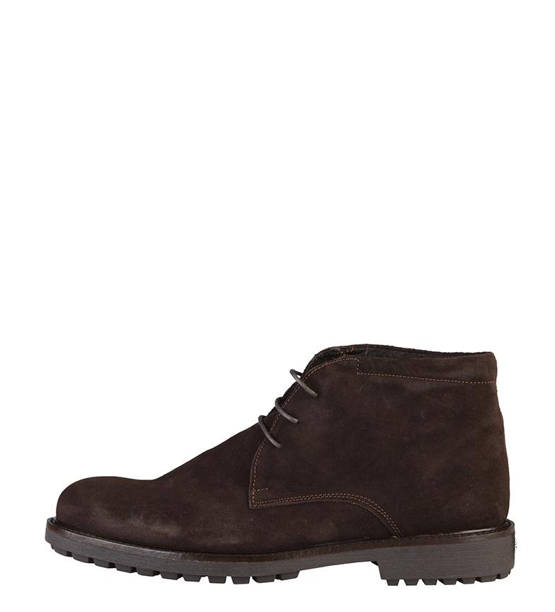 Comprar Made In Italia Simone botas de camurça marrón