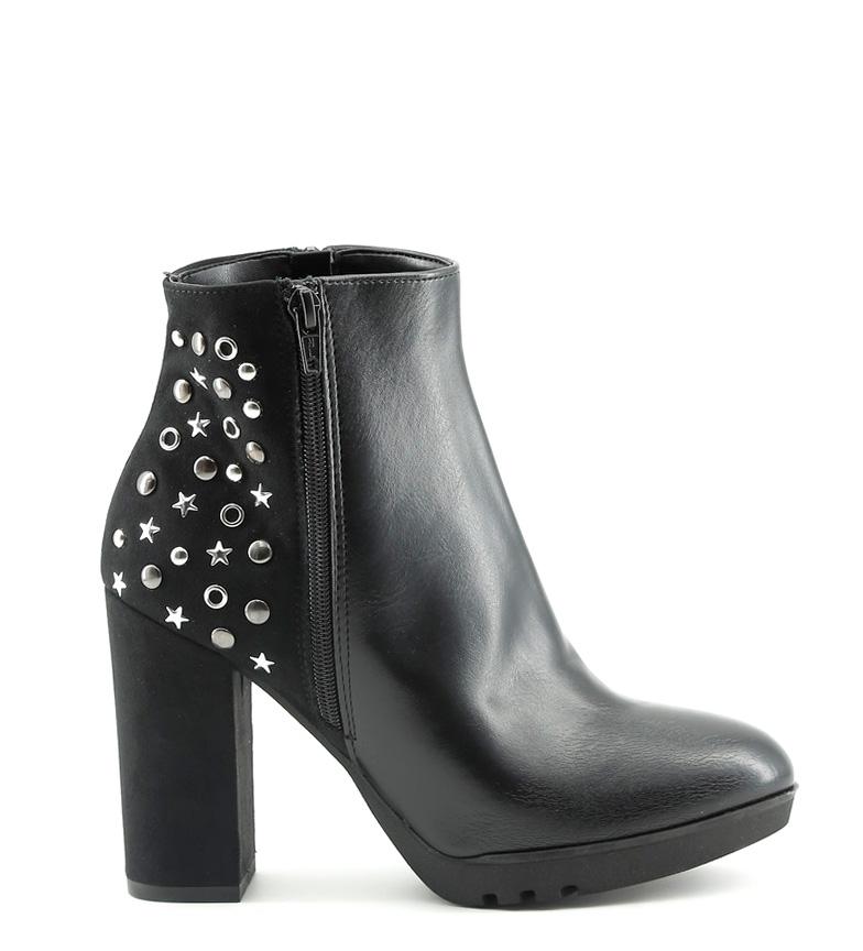Comprar Made In Italia Black Dora Boots -Heel height + platform: 10cm-