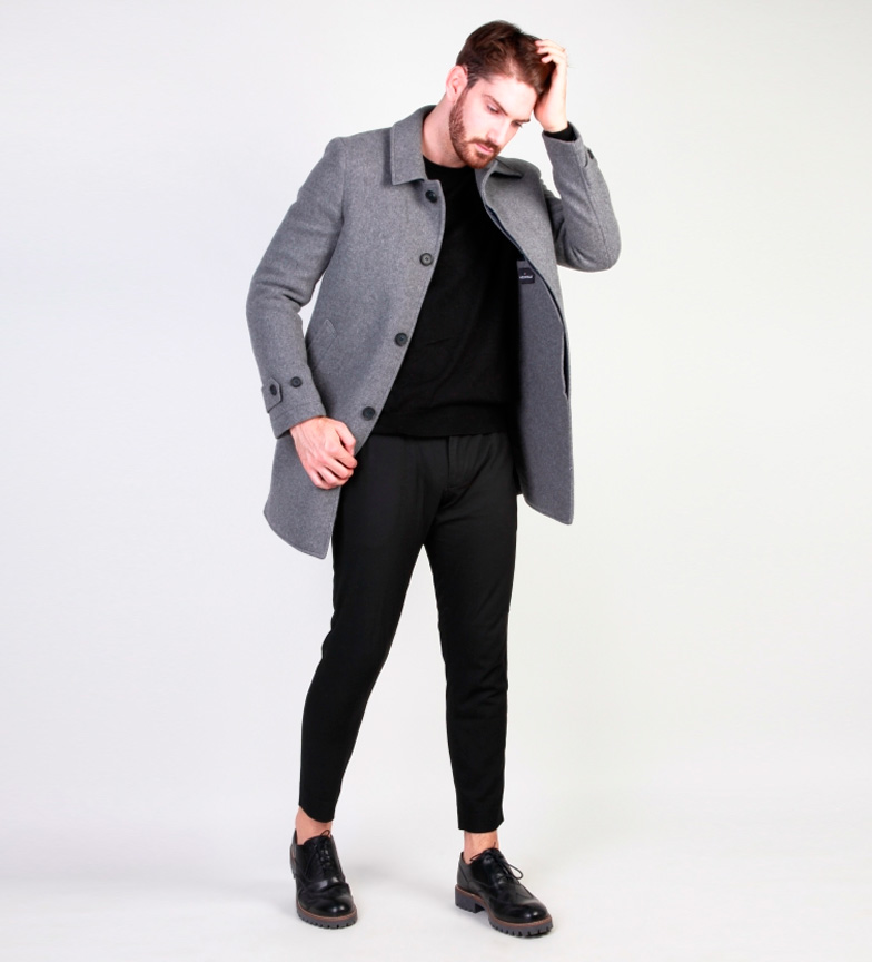 Comprar Made In Italia Adolfo veste grise