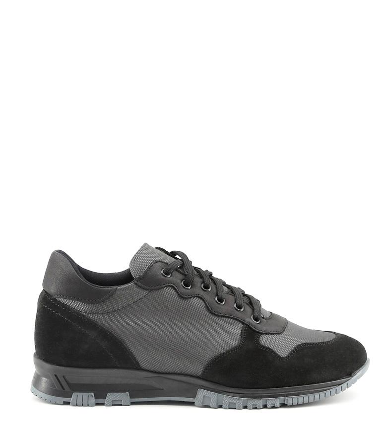 Comprar Made In Italia Chaussures en cuir noir Alessio