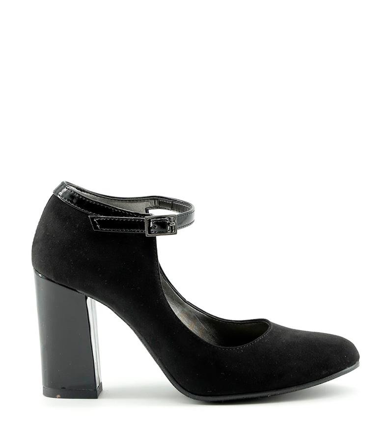 Comprar Made In Italia Black Bianca shoe -Heel height: 9cm-