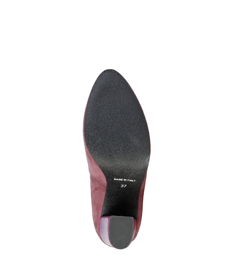 Made In Violetaaltura Zapato Tacn9cm Italia Bianca CexrdBo