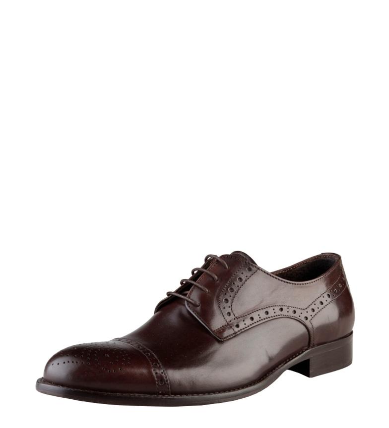Made In Italia Zapato de piel Giorgio marrón