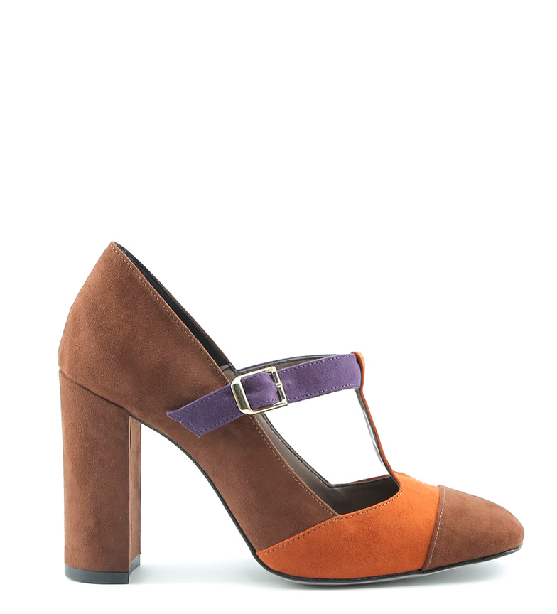 Comprar Made In Italia Orange, -height Giorgia talon de la chaussure: 10cm-