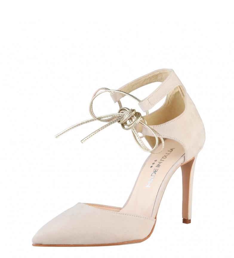 Altura Italia Zapatos In tacón Berenice 10cm Made beige SPn5qxXWww
