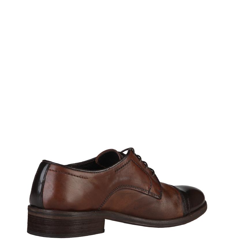 Made In Italy Brun Skinnsko Alberto kjøpe billige avtaler valg PXHD4X