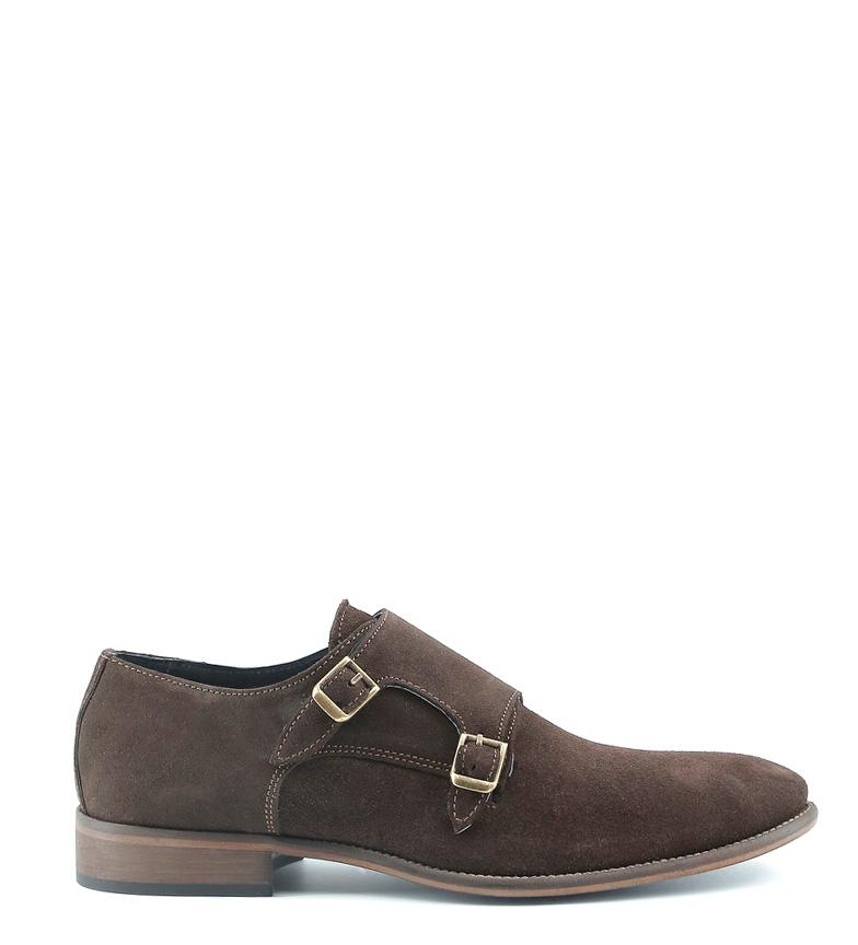 Comprar Made In Italia Zapatos de piel Dario marrón