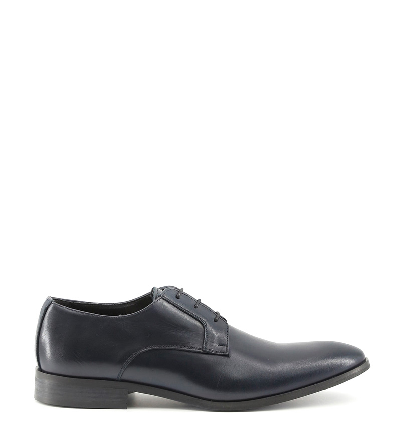 Comprar Made In Italia Florent chaussures en cuir bleu
