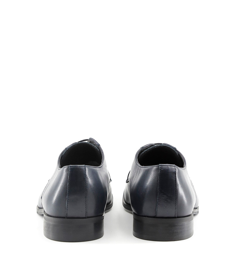 Made In Italy Blå Skinnsko Florent klaring mote stil klaring Kjøp rabatt nyeste salg stor rabatt xdq6jltd88