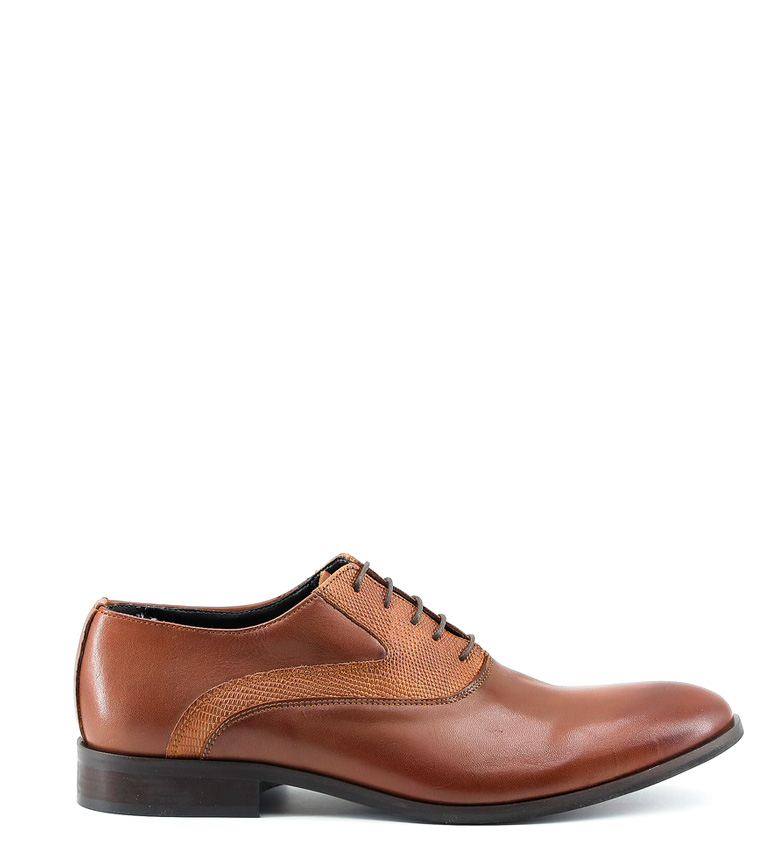 Comprar Made In Italia Joachim brown leather shoes