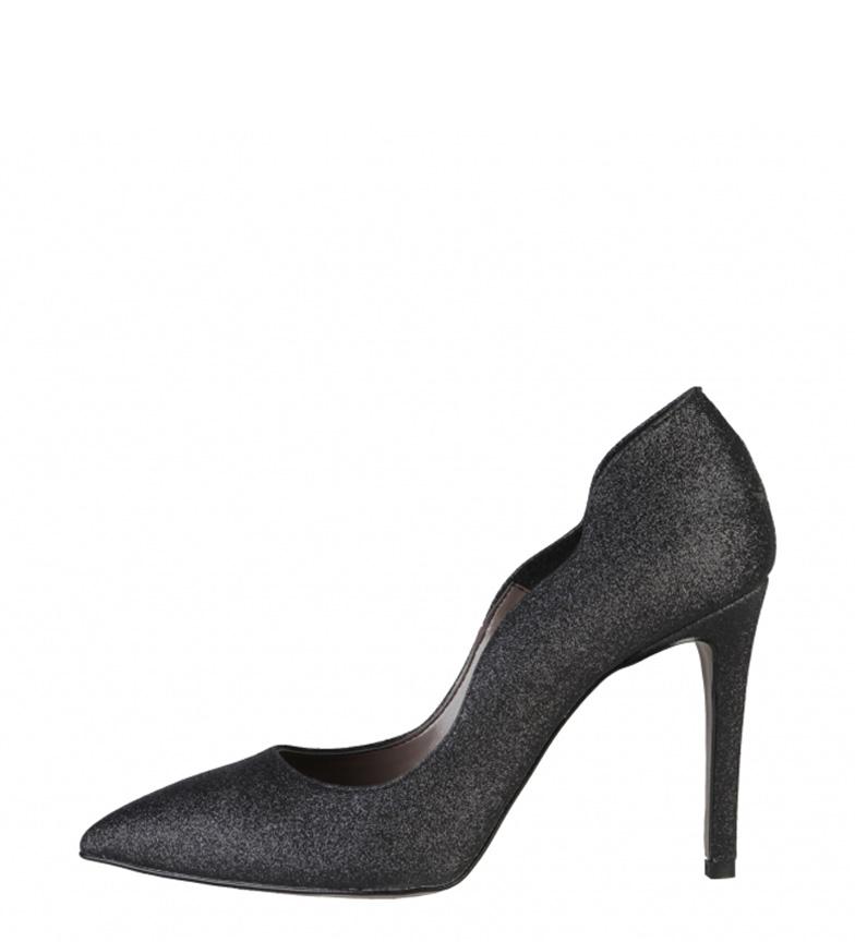 negro Tacón de Zapatos Made Italia 10cm In Francesca BnBOIp