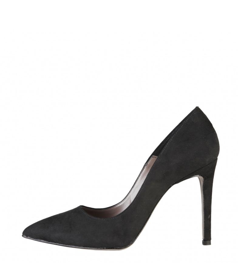 Made de In Zapatos Italia Tacón negro 10cm Monica B7rHB4Rvq