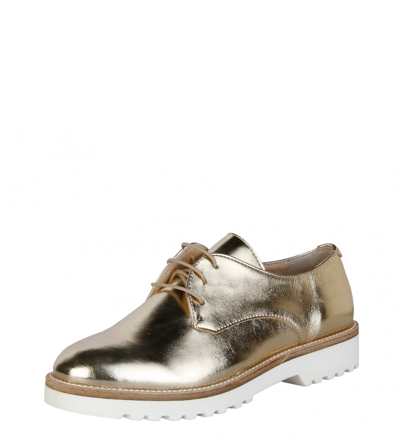 Made In Italia Zapatos Nina oro