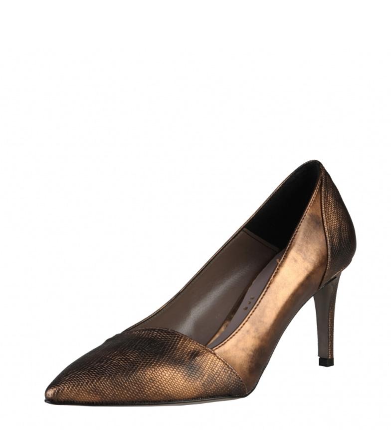 Made In De Zapatos Italia Sara 8cm Broncetacn QBorCdWxeE