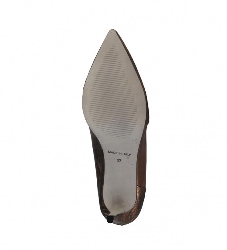 Italia De In Broncetacn 8cm Zapatos Made Sara Xn0P8ONwk