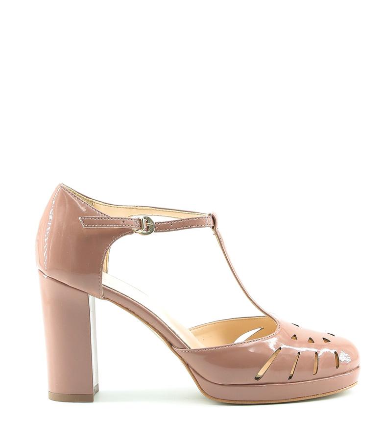 Made Altura Italia In Zapatos Sefora 9 5cm tacón rosa rrCPq6w