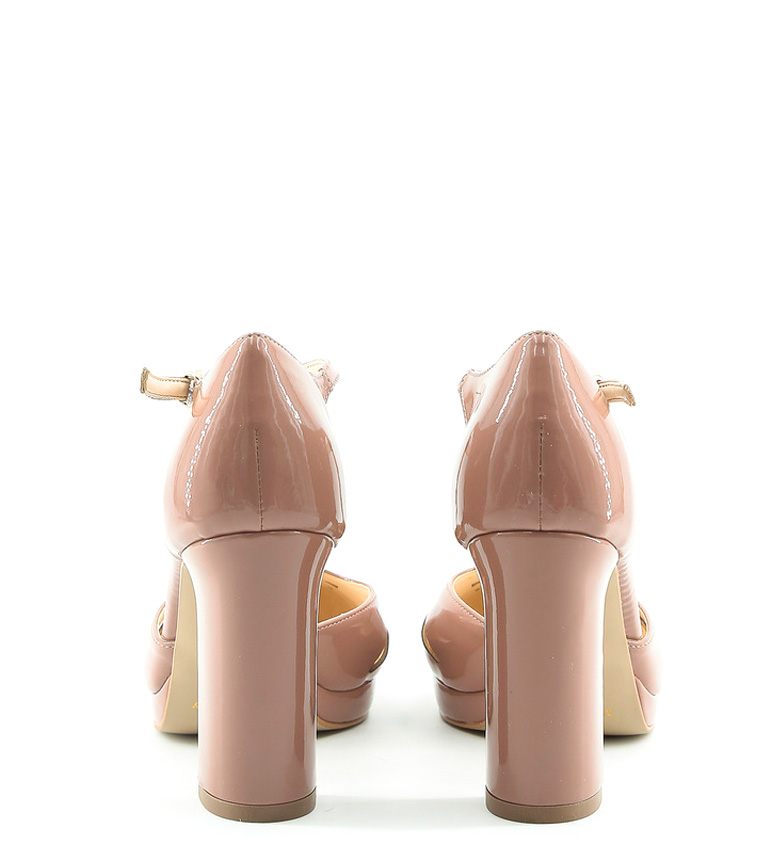 Made Italia rosa Altura 5cm Sefora In 9 tacón Zapatos aBxqrB5H