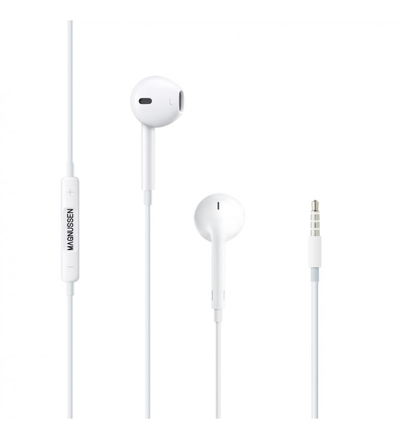 Comprar Magnussen Auriculares W2 blanco -IPX4-