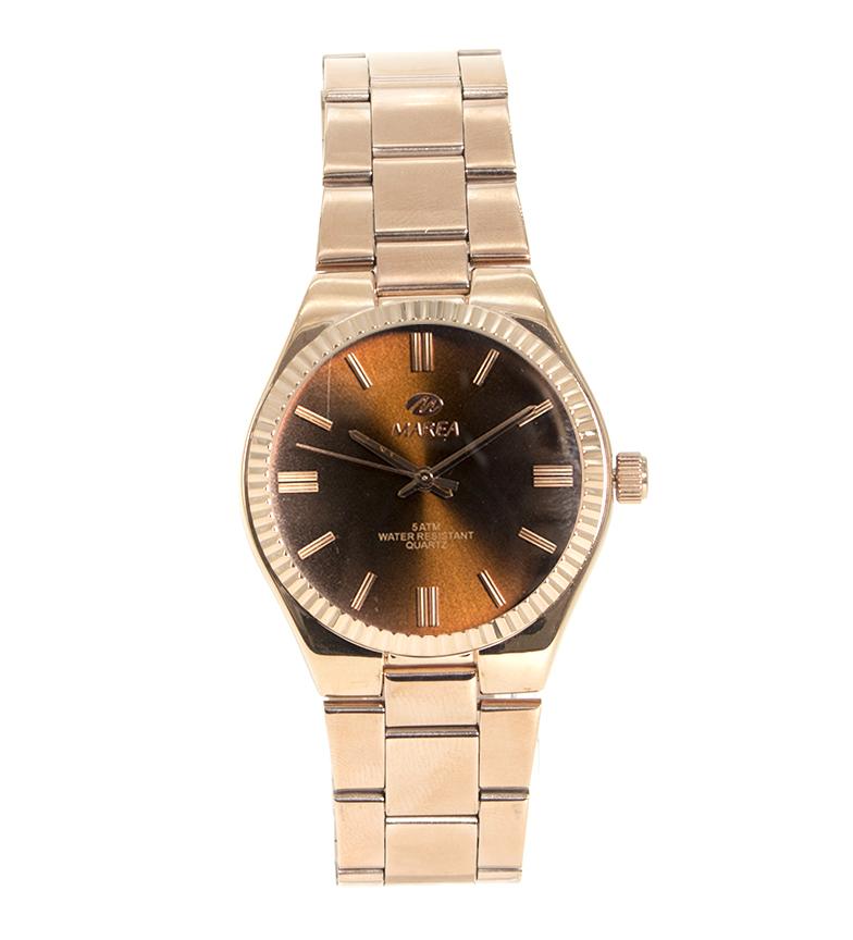 Comprar Marea Reloj analógico Classy dorado, bronce