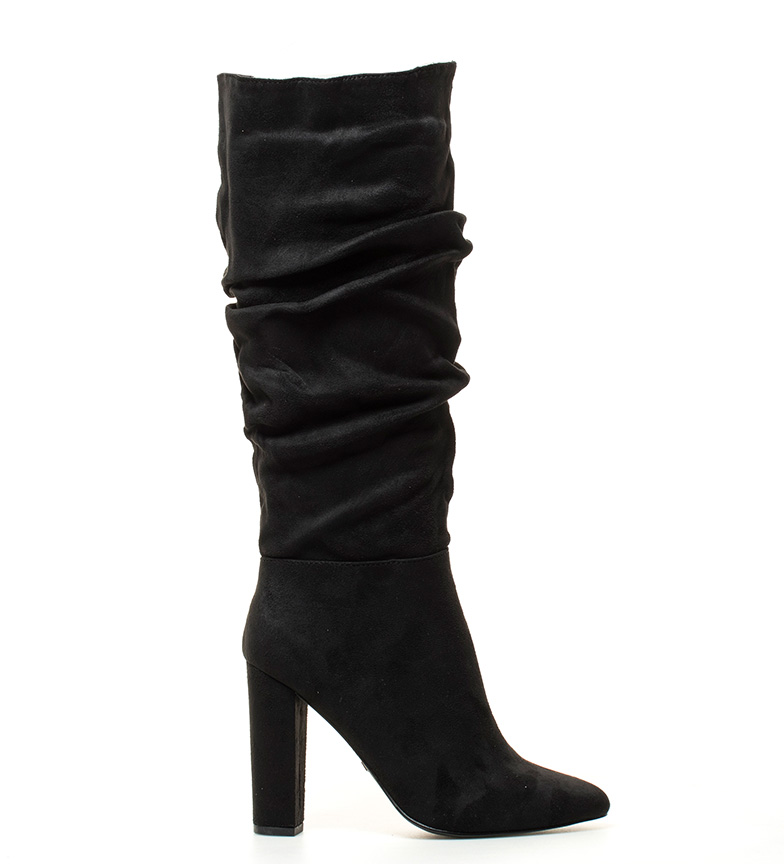Comprar MARIAMARE Elma stivali tacco nero -Altezza: 10.50cm-