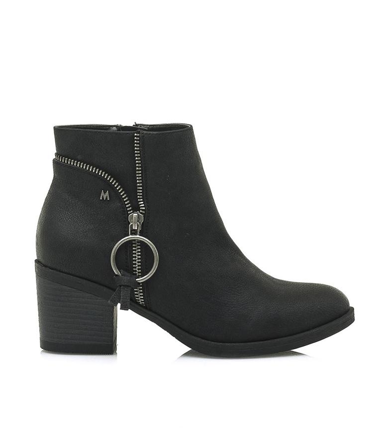 Comprar MARIAMARE Ankle boots 62650 black -Heel height: 6,3 cm