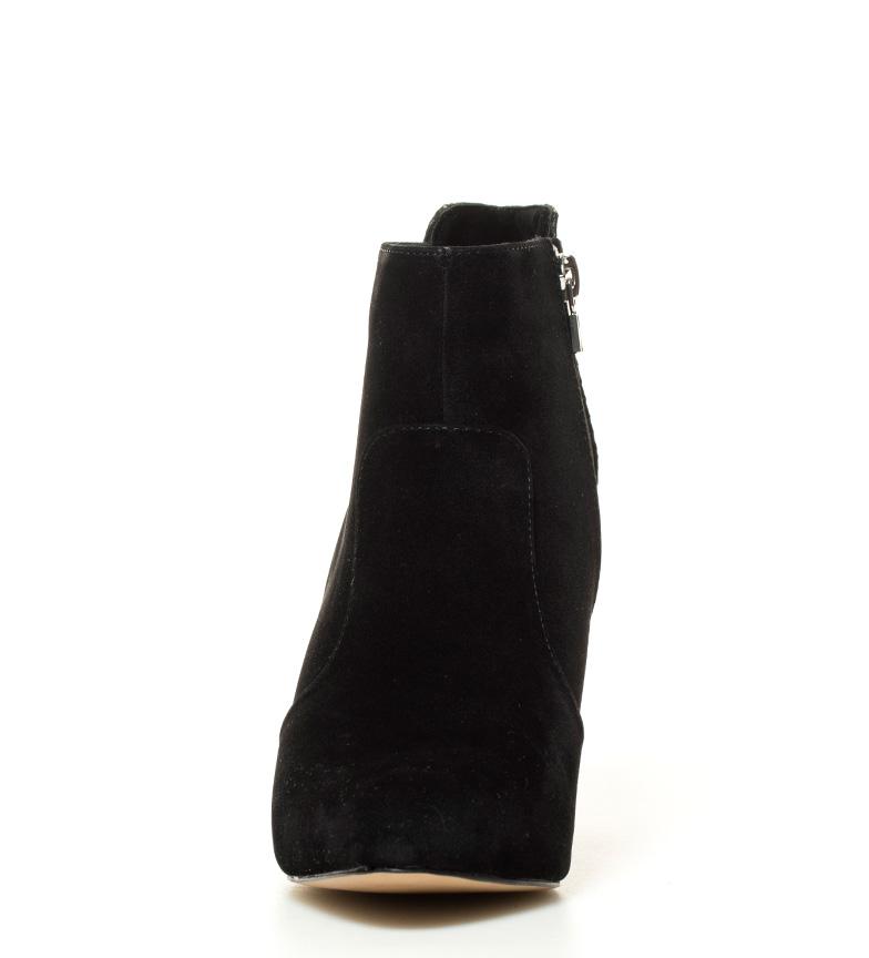 Altura Botines Gredel negro 11cm MARIAMARE MARIAMARE Botines tacón qOvw7S1