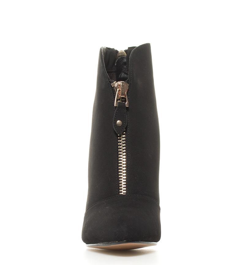 samlinger på nettet Mariamare Heeled Svarte Støvler Irene Høyde: 10.5cm kjøpe billig real Pgz3M