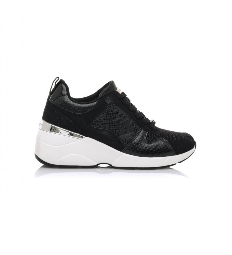 MARIAMARE Sneakers 68034 beige -Height wedge: 6.5 cm