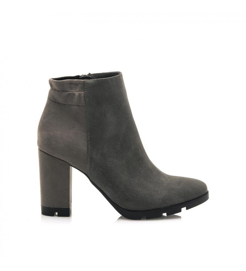 Comprar MARIAMARE Ursula grey boots -Heel height: 9cm