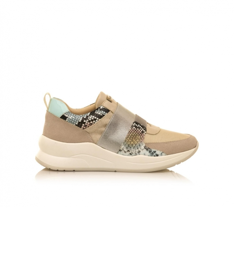 MARIAMARE Sneakers 62733 bege